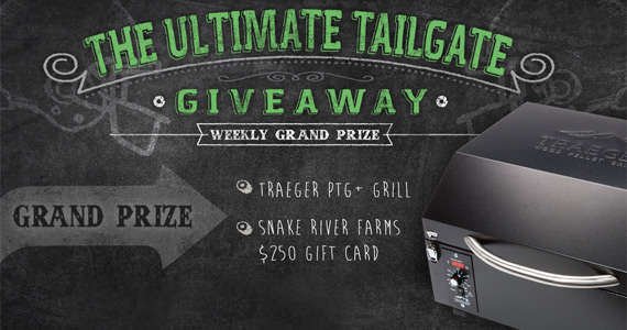 win a traeger grill more freebies 100 free by mail